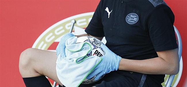 Foto: KNVB-man Bluyssen: