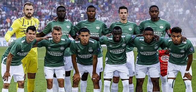 Foto: Nieuwe PSV'er verovert nu al harten: