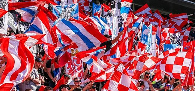 Foto: Columniste haalt hard uit naar PSV-fans: 'Toen gunde ik Ajax de titel'