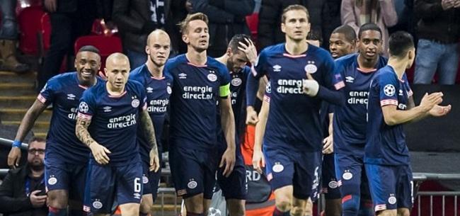 Foto: Zelfs Engelsen raken niet uitgepraat over PSV'er: