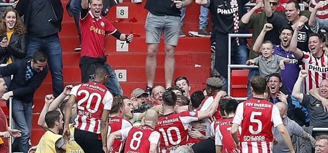 Foto: WK-droom valt in duigen: PSV-smaakmaker niet geselecteerd