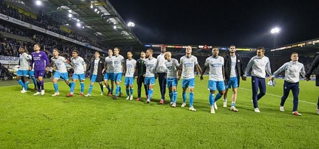 Foto: 'PSV moet vooral oppassen voor noordelijke clubs'