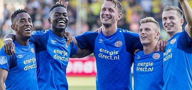 Foto: Bekritiseerde PSV'er reageert ludiek na uithaal Cocu