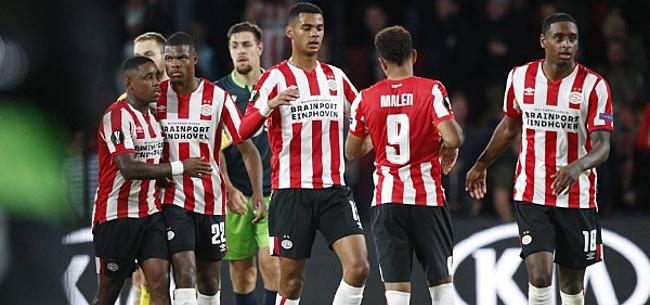 Foto: 'Uitgelekt: zo gaan de PSV-shirts van Puma er ongeveer uit zien'