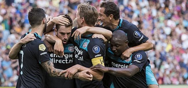 Foto: Slachtoffer van PSV-succes:
