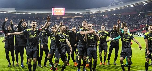 Foto: 'PSV wacht in de zomer opnieuw een fikse leegloop'
