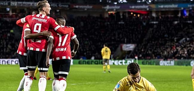 Foto: 'PSV raakt twee spelers kwijt aan dezelfde club'