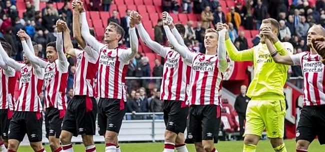 Foto: 'PSV gaat buurman beroven van belangrijke pion'