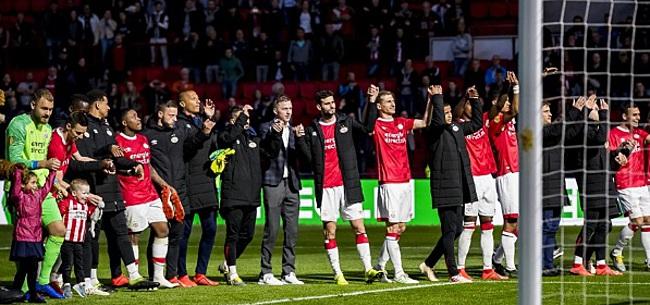Foto: PSV kan Belgische topclub treffen in vervolgtraject CL