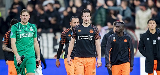 Foto: PSV moet de transfermarkt op in januari na enorme tegenvaller