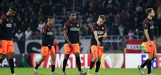 Foto: PSV-fans gaan massaal los op tweet: 'Maar zonder hem'