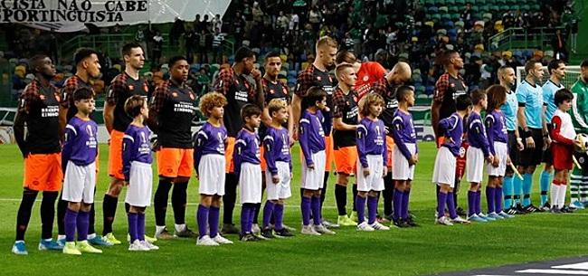 Foto: 'Crisisclub PSV laat intern veel hardere woorden vallen'