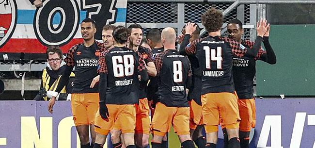 Foto: 'PSV wil langer door met Belgisch talent'