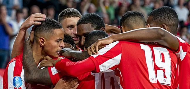 Foto: PSV-beleid oogst complimenten: