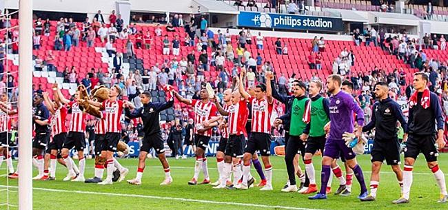 Foto: PSV treft één van deze vijf clubs in de tweede CL-voorronde