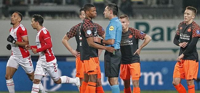 Foto: Fans willen PSV'er niet meer zien: