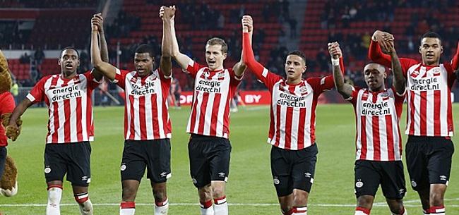 Foto: De 11 namen bij PSV en De Graafschap: werken aan het doelsaldo
