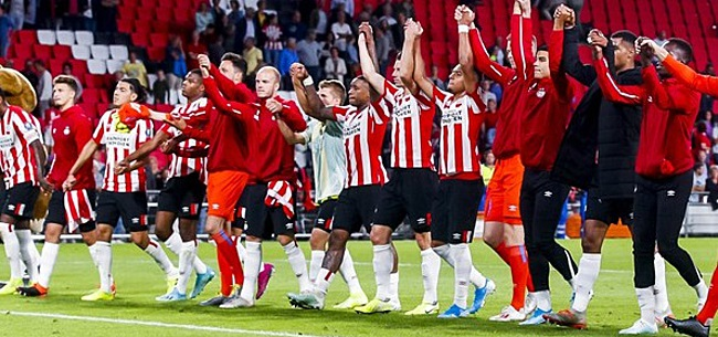 Foto: PSV heeft Belgisch jeugdinternational met Champions League-ervaring op proef