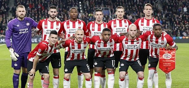 Foto: PSV kent eerste horde in jacht op Champions League-ticket