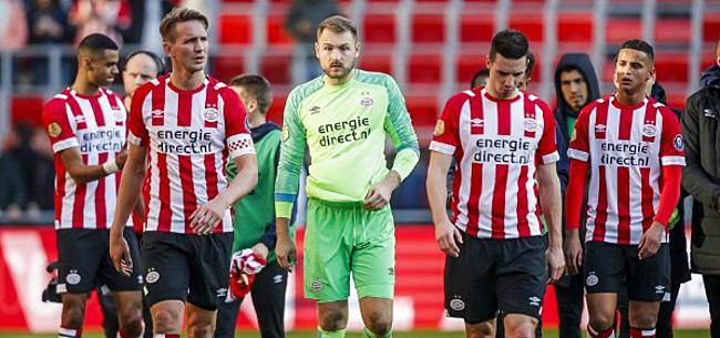 Foto: 'Wel degelijk reden tot zorgen bij Van Bommel; drie PSV-spelers zijn uitgeblust'