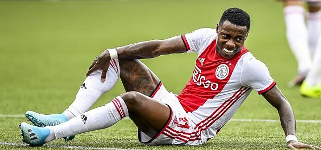 Foto: Duidelijkheid over selectie Ajax tegen APOEL: geen Dolberg, Promes terug