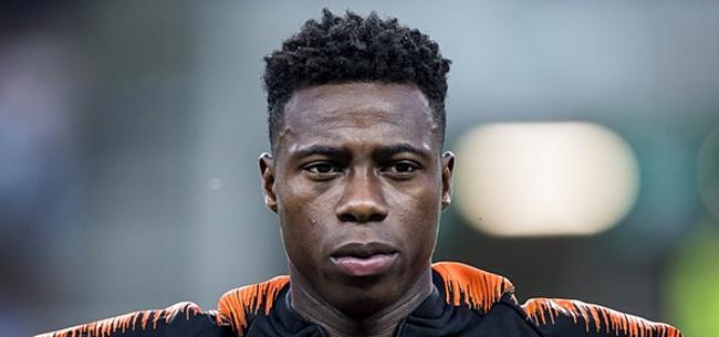 Foto: 'Ajax krijgt opvallend nieuws over Quincy Promes'
