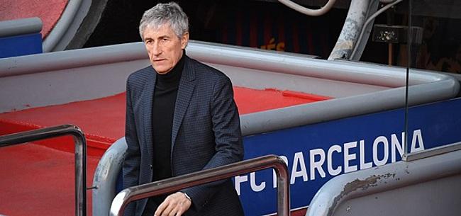 Foto: 'Sétien neemt al beslissing over vervanger Suárez'