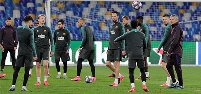Foto: 'Frenkie weet: Barcelona maakt fans blij met nieuwe trainer'