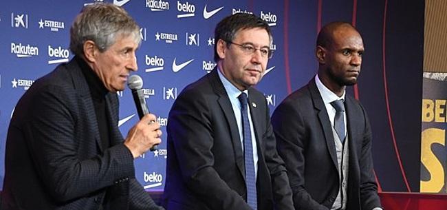 Foto: Bestuursrel bij FC Barcelona: 'Ik voel me verraden'