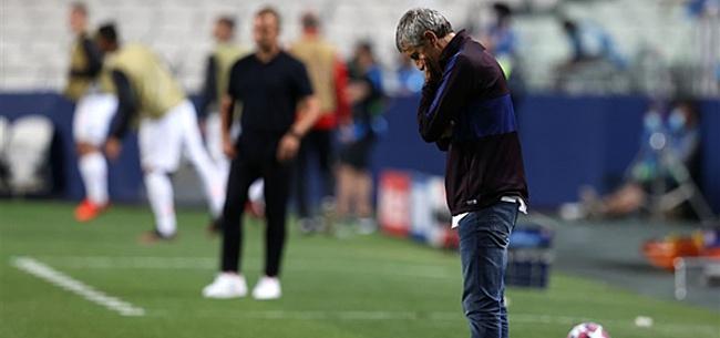 Foto: Marca: Barcelona kiest 'pikante' opvolger Quique Setién