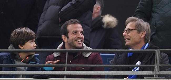 Foto: 'Van der Vaart kan in januari transfereren'