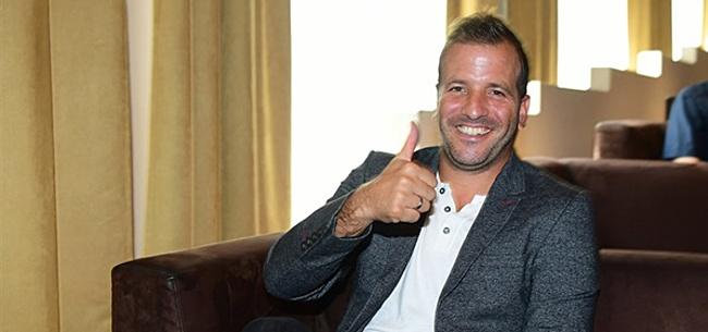 Foto: Van der Vaart hoopt dat Tottenham sterspeler weghaalt bij Ajax