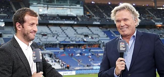 Foto: Van der Vaart aan de slag bij Ziggo Sport als analist Engels en Spaans voetbal