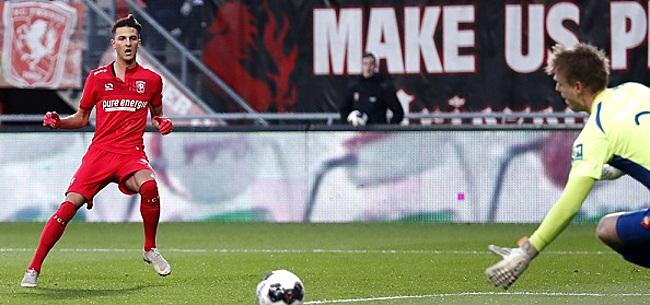 Foto: Twente boekt moeizame zege, Ramselaar scoort voor Jong PSV