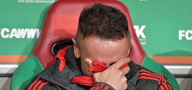 Foto: Bayern neemt na Robben en Ribery van nog een meubelstuk afscheid