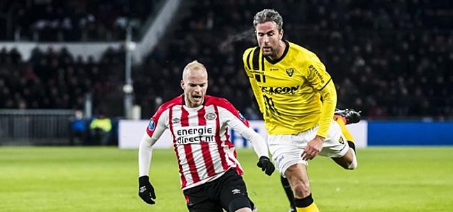 Foto: VVV-Venlo ontbindt contract van Ralf Seuntjens