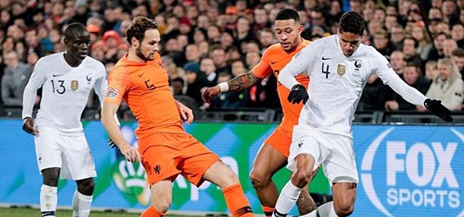 Foto: 'Raphaël Varane tegen Real Madrid: koop Oranje-international'