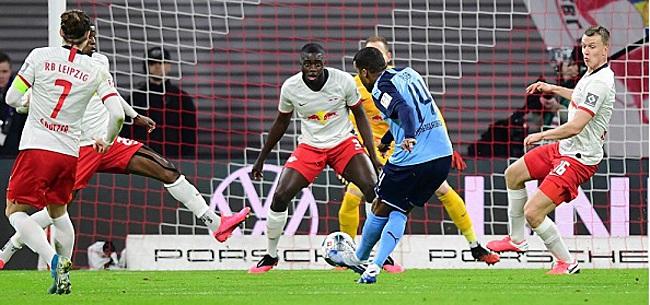 Foto: Duitse titelstrijd lijkt beslist door puntenverlies RB Leipzig