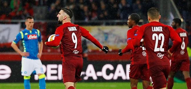 Foto: 'Ajax richt pijlen op sensatie van RB Salzburg'