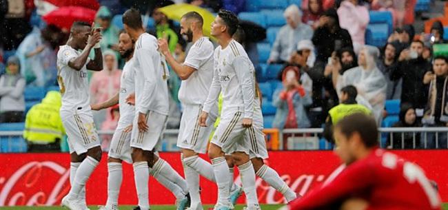 Foto: 'Real Madrid belt bij nieuwe afgang mogelijk met Ajax'