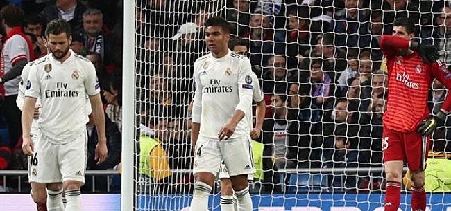 Foto: 'Enorm aankoopgeweld maakt eerste slachtoffer bij Real Madrid'