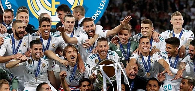 Foto: UEFA onthult nominaties voor beste spelers en keeper van de Champions League
