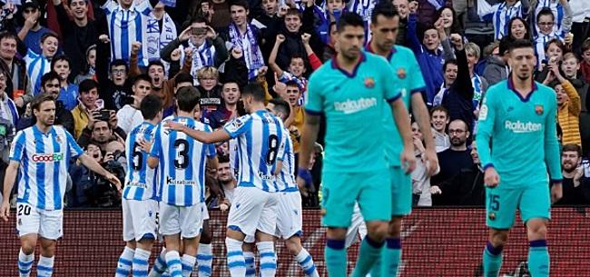 Foto: Real Madrid-fans gaan helemaal los: Frenkie de Jong 'gekleineerd'