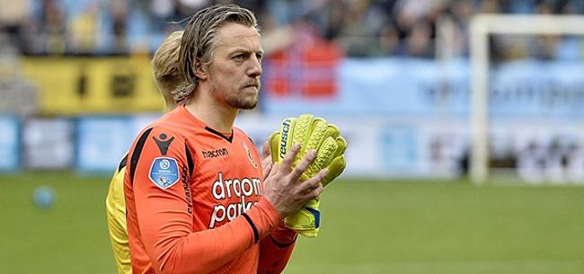 Foto: Pasveer: 'Ik hoop PSV een cadeautje te kunnen geven tegen Ajax'