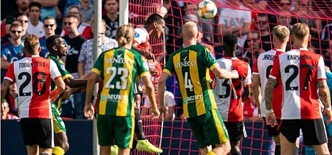 Foto: Eredivisie-revelatie hoopt op transfer naar Feyenoord