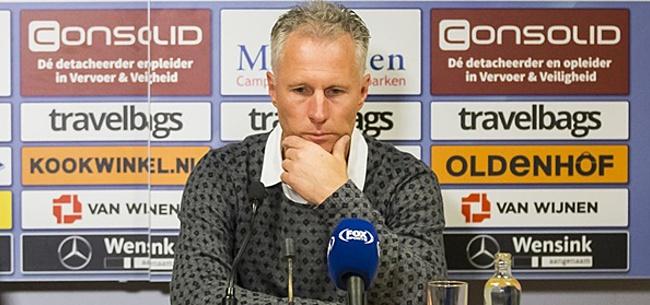 Foto: Bij Fortuna vertrokken Eijer heeft nieuwe club te pakken