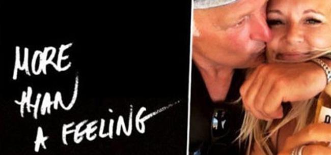 Foto: Heugelijk nieuws: René van der Gijp gaat trouwen met zijn Minouche