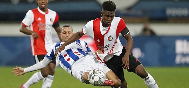 Foto: Fer kopt Feyenoord naar laatste vier in KNVB Beker