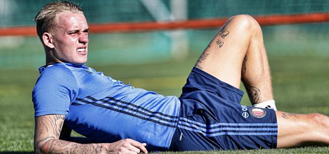 Foto: 'Karsdorp levert Feyenoord recordbedrag op'