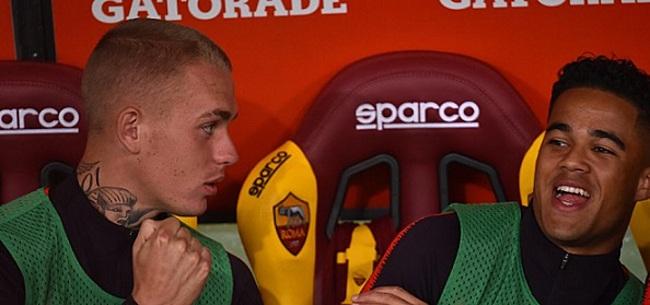 Foto: 'AS Roma komt met razendsnel antwoord voor Feyenoord'
